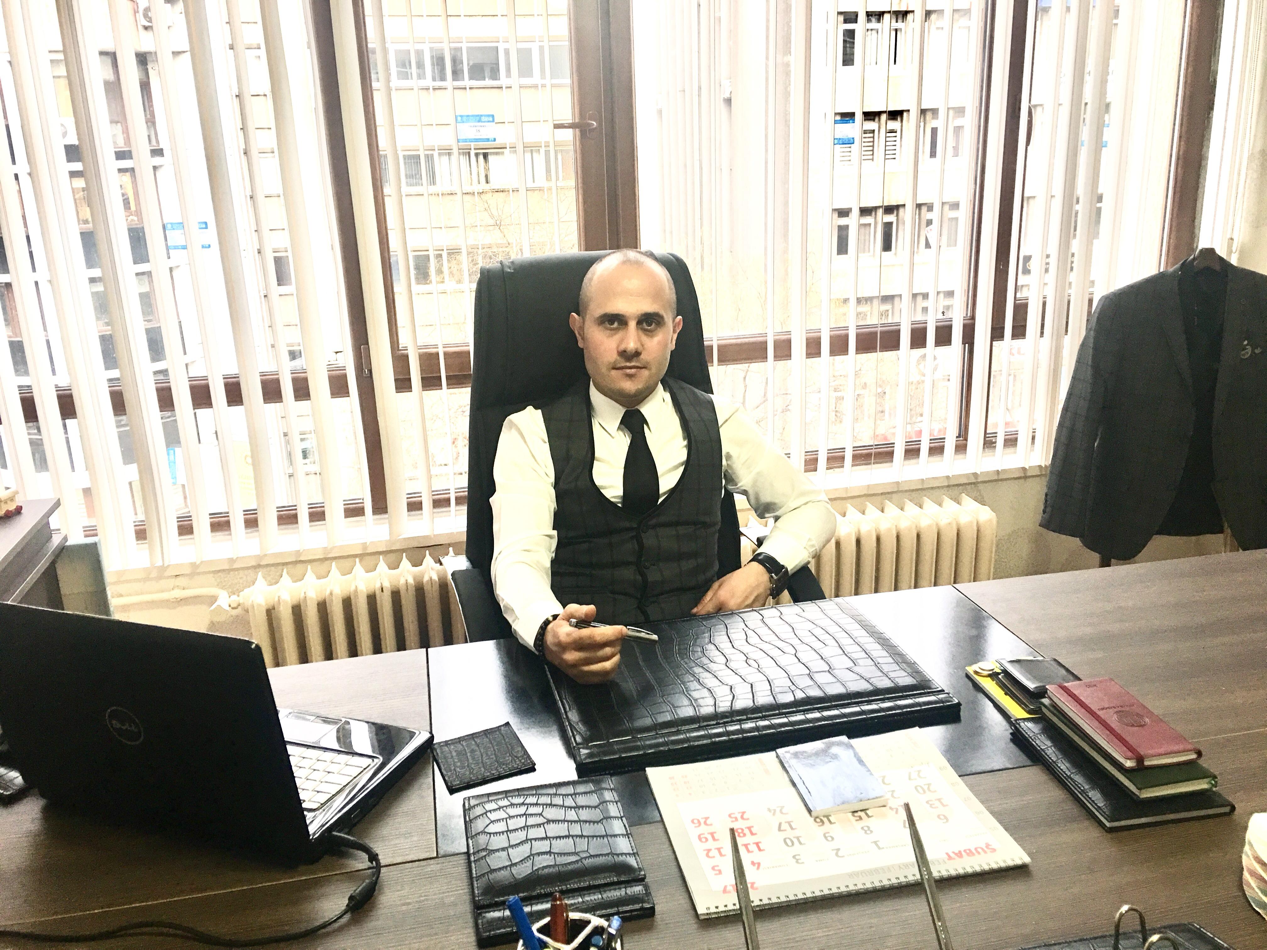 Avukat Eyup Akbaş